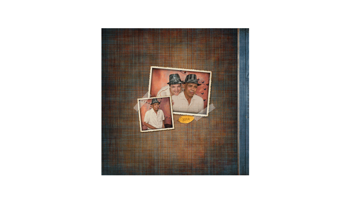 Bolos Family Portrait Album Back Cover