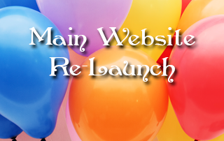 Main Website Relaunch